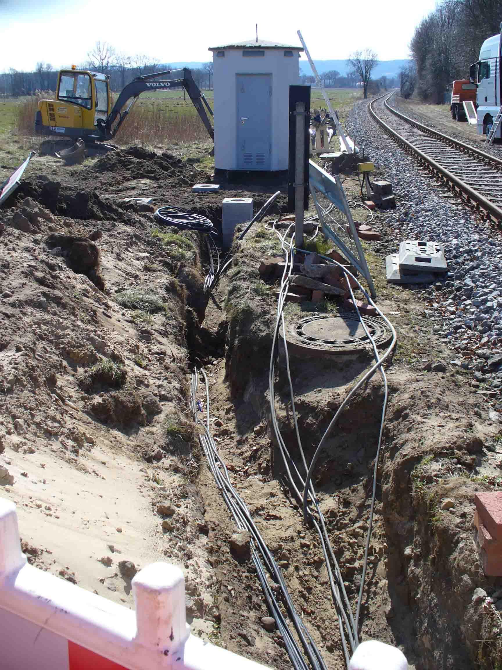240.000 Euro für sicheren Bahnübergang | VLO