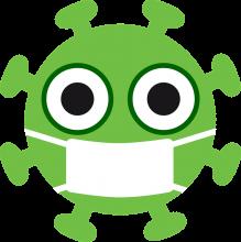 Virus Mundschutz